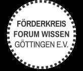 Logo Förderkreis Forum Wissen e.V.
